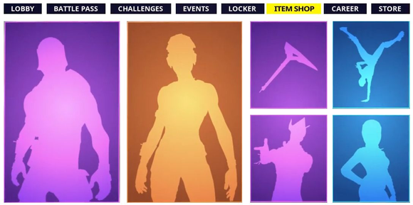 Fortnite Codes Skin Product Collection