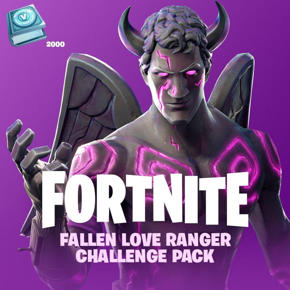 Fallen Love Ranger Challenge Pack Bundle Set - Exclusive Skins for Xbox One