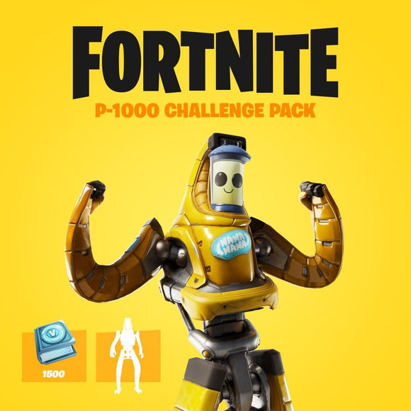 P-1000 Fortnite bundle skin set