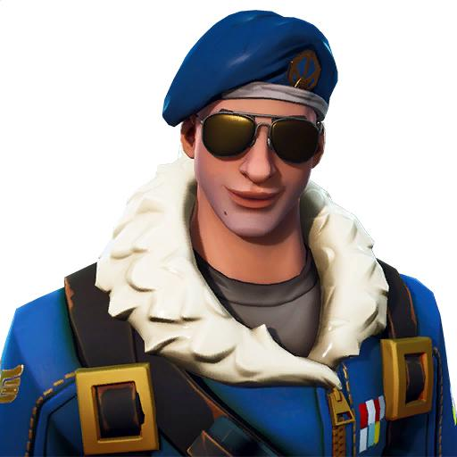 Royale Bomber Fortnite bundle skin set