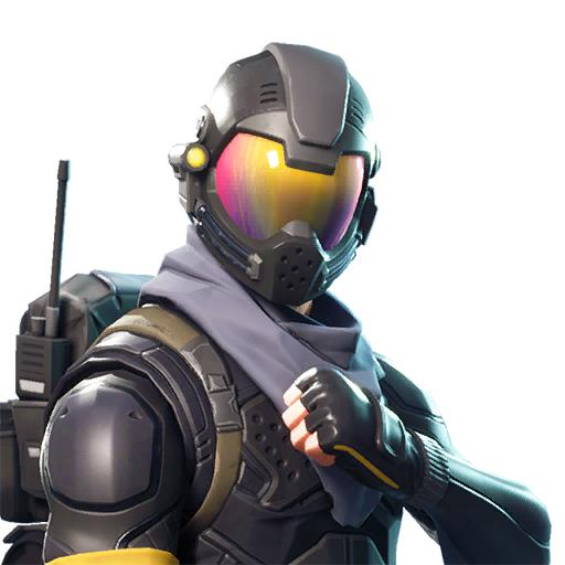 Rogue Agent Fortnite bundle skin set