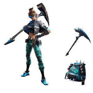 Fortnite Wavebreaker Pack Bundle Set - Exclusive Skins for Xbox One