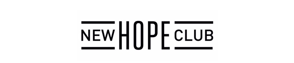 New Hope Club VIP logo