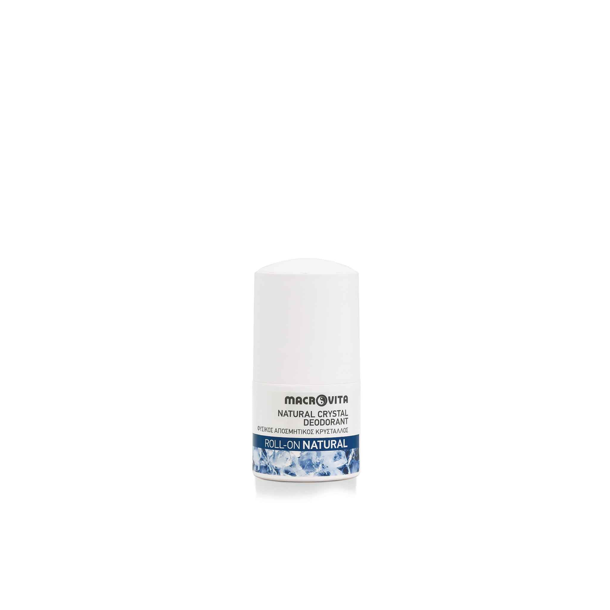 MACROVITA NATURAL DEODORANT ROLL-ON