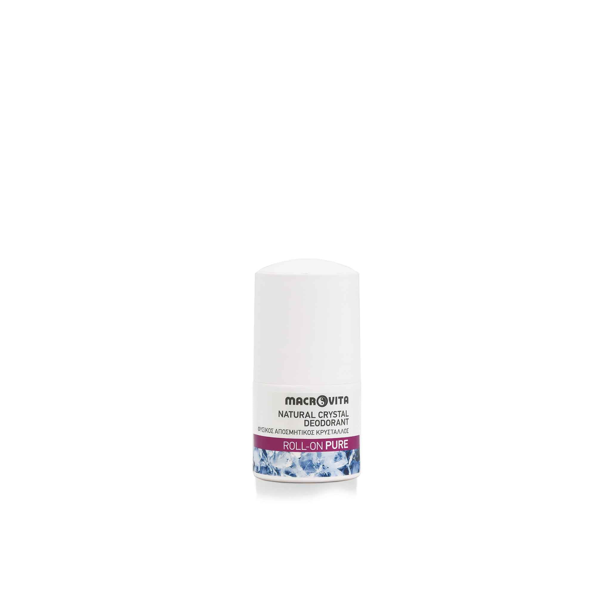MACROVITA PURE DEO ROLL-ON
