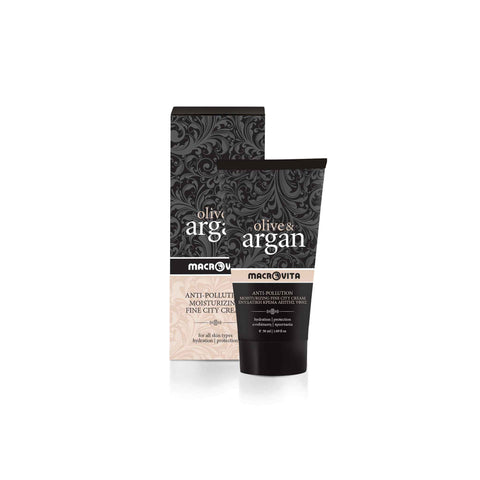 OLIVE & ARGAN ANTI-POLLUTION FUGTGIVENDE ANSIGTSCREME