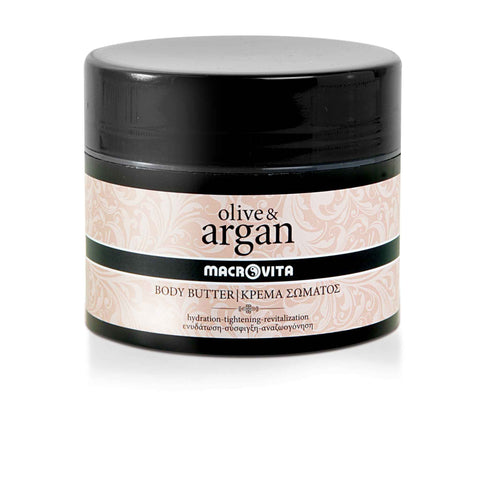 MACROVITA OLIVE & ARGAN BODY BUTTER