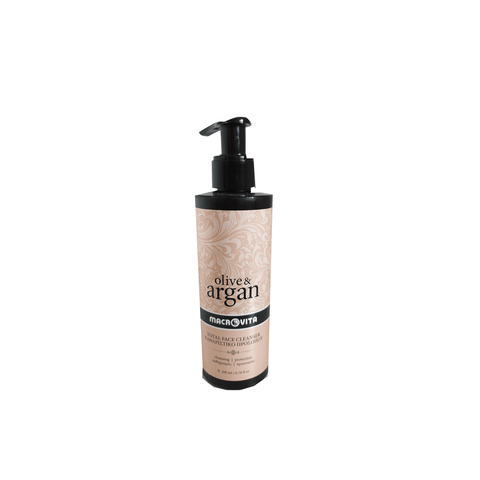 MACROVITA OLIVE & ARGAN TOTAL FACE CLEANSER