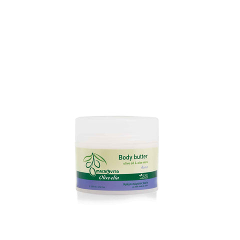 OLIVELIA BODY BUTTER AURA