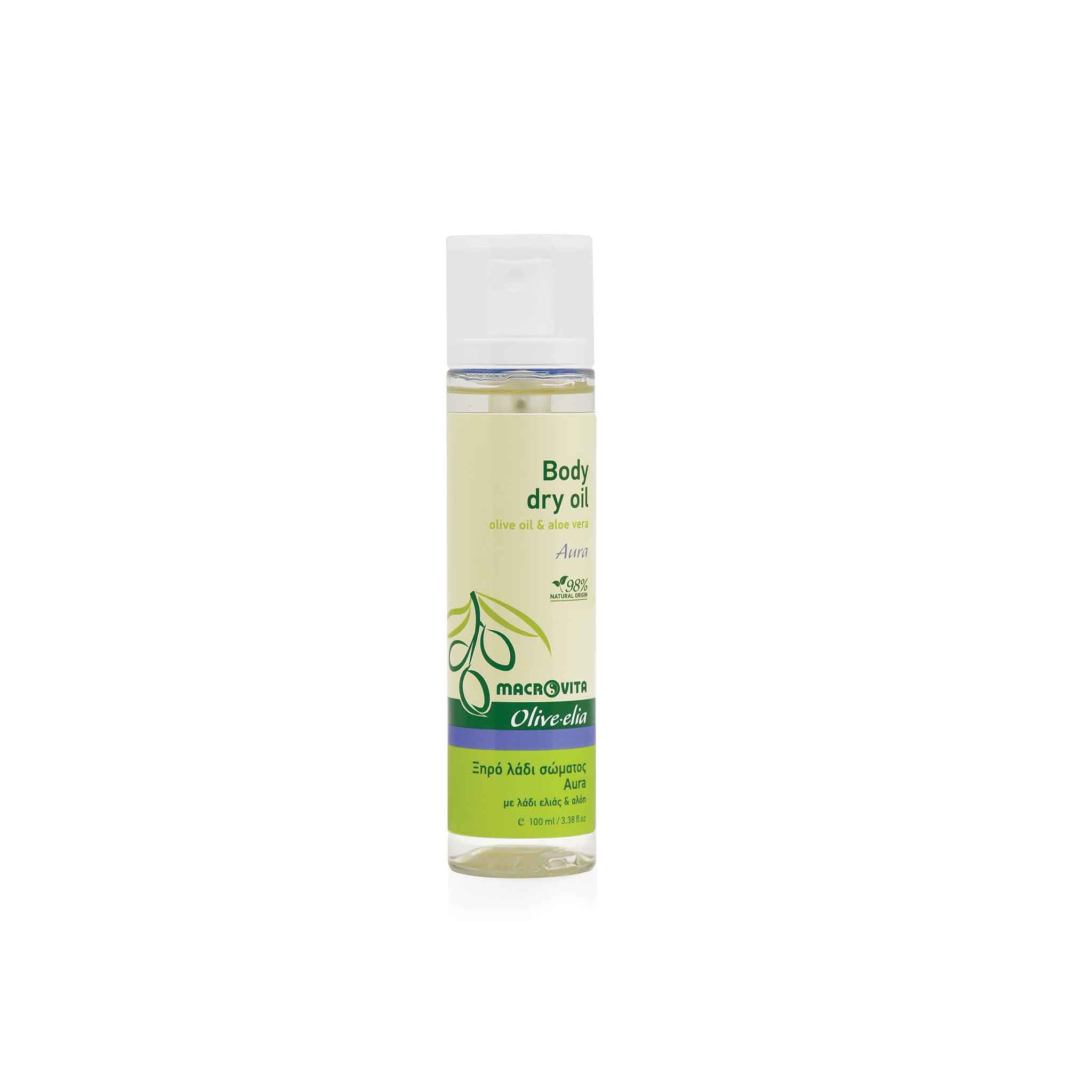 OLIVELIA AURA BODY DRY OIL