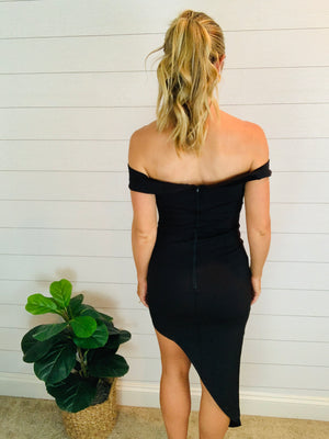 ALREADY FAMOUS LBD DRESS