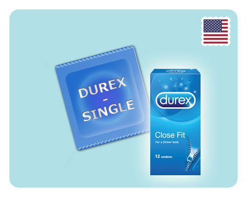 Durex Close Fit 1s