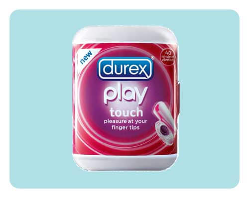 Durex Play Touch - Happy Mail Singapore