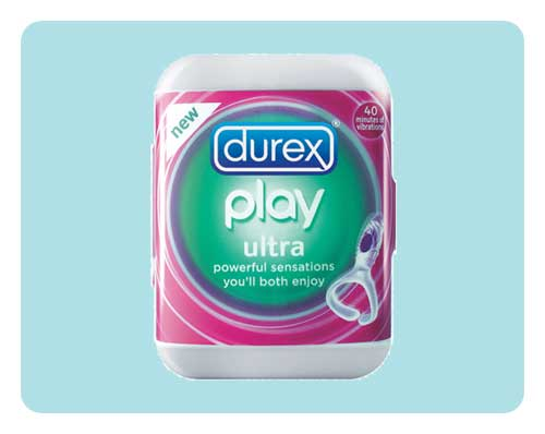 Durex Play Ultra - Happy Mail Singapore