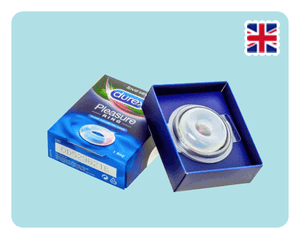 Durex Pleasure Ring - Happy Mail Singapore