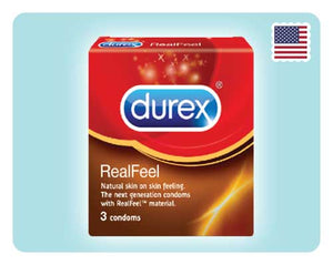 Durex Real Feel 3s