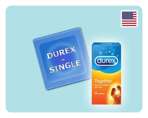 Durex Together 1s