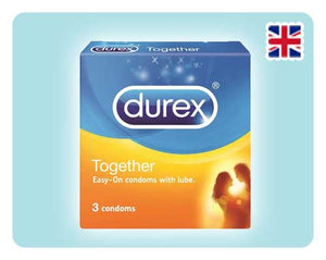 Durex Together 3s - Happy Mail Singapore