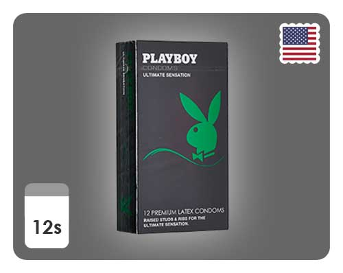 Playboy Ultimate Sensation 12s - Happy Mail Singapore