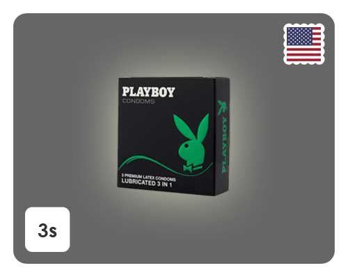 Playboy Ultimate Sensation 3s - Happy Mail Singapore