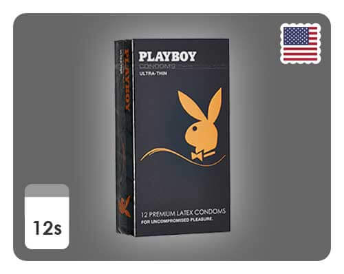 Playboy Ultra Thin 12s - Happy Mail Singapore