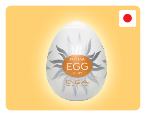 Tenga Egg - Shiny - Happy Mail Singapore