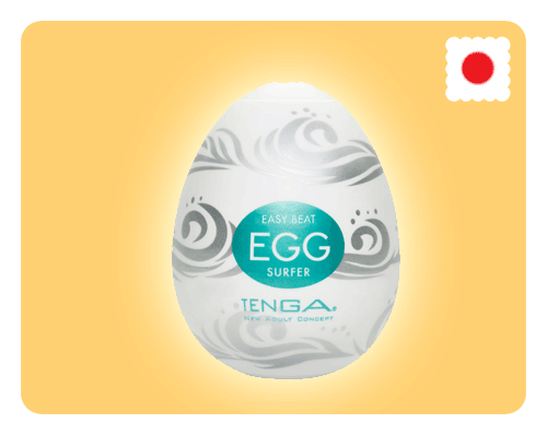 Tenga Egg - Surfer - Happy Mail Singapore