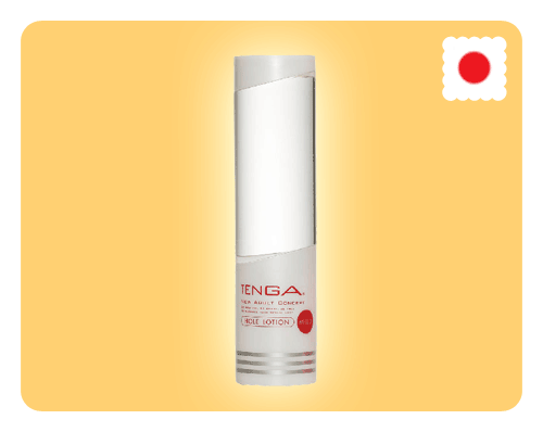 Tenga Hole Lotion - Mild (170ml) - Happy Mail Singapore