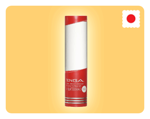 Tenga Hole Lotion - Real (170ml) - Happy Mail Singapore
