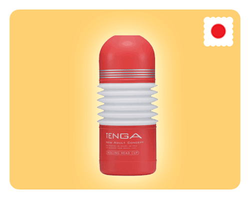 Tenga Rolling Head Cup - Happy Mail Singapore