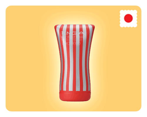 Tenga Soft Tube Cup - Happy Mail Singapore