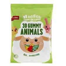 Load image into Gallery viewer, 3D Gummy Animal Lollies 200g