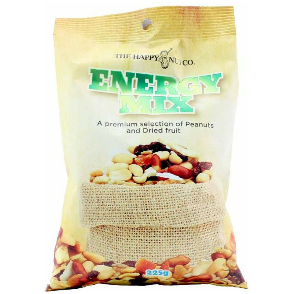 Premium Nuts Energy Mix 225g