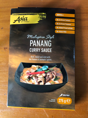 Load image into Gallery viewer, Asia Specialties Malaysian Style Panang Curry Sauce