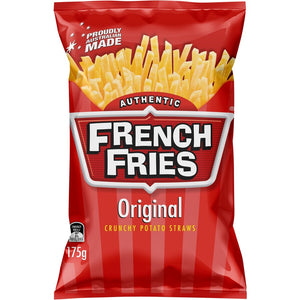 French Fries Chips Original Flavour 175g
