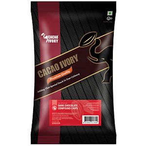 Load image into Gallery viewer, Cacao Ivory Dark Choc Chips 2.5kg