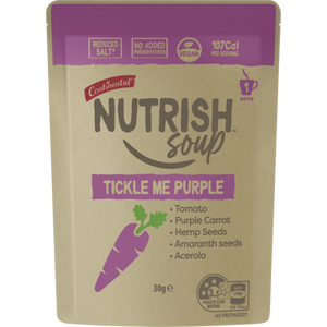 Load image into Gallery viewer, Continental Nutrish Soup Tickle Me Purple 30g
