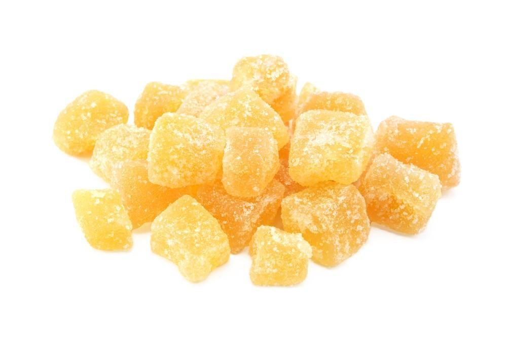 Goodness to Go: Crystallised Ginger 1kg