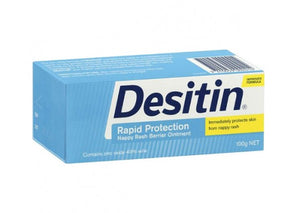 Desitin Nappy Rash Barrier Ointment 100g