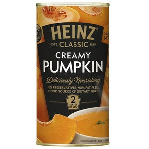 Load image into Gallery viewer, Heinz Creamy Pumpkin Soup 575g