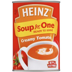 Heinz Creamy Tomato Soup for One 300g