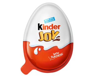 BOX (5) Kinder Surprise Joy 20g