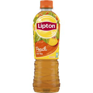 Load image into Gallery viewer, Lipton Ice Tea Peach 350ml