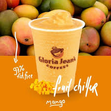 Gloria Jeans Mango Smoothie Base Flavouring 1L