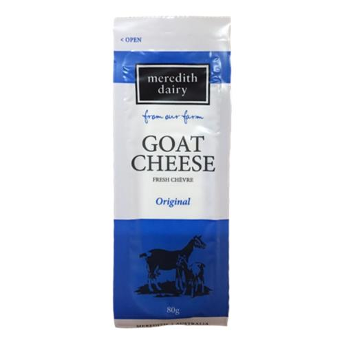 Meredith Dairy Goat Cheese (Chilled) 80g (2 PACK)