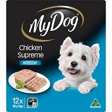 My Dog Chicken Supreme Meaty Loaf 100g (12 pack)