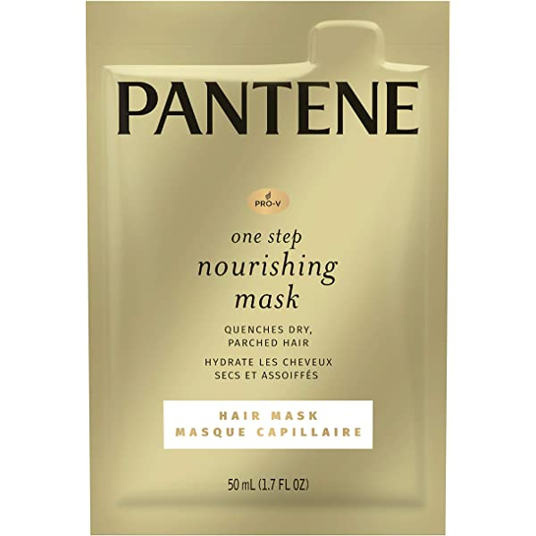 Load image into Gallery viewer, Pantene Pro-V One Step Nourishing Hair Mask 50ml