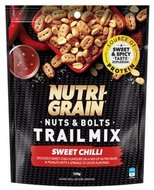 Load image into Gallery viewer, Kellogg's Nutrigrain Trail Mix Sweet Chilli 120g