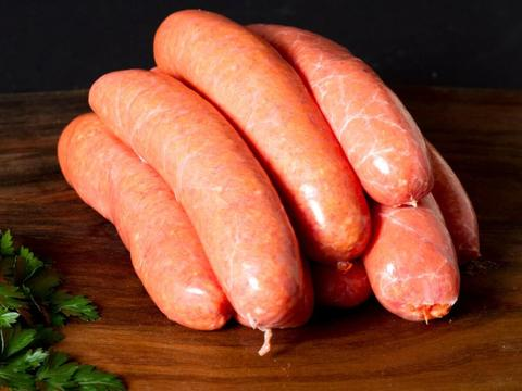 Beef/Lamb Sausages (Frozen) 500g
