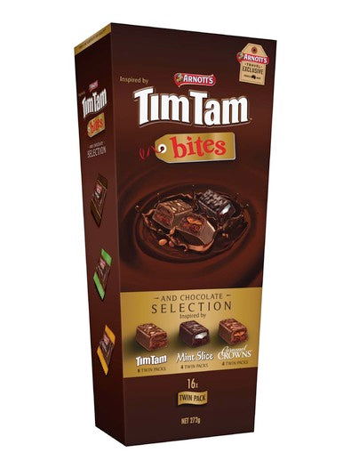 Arnotts Tim Tam Bites Selection 272g
